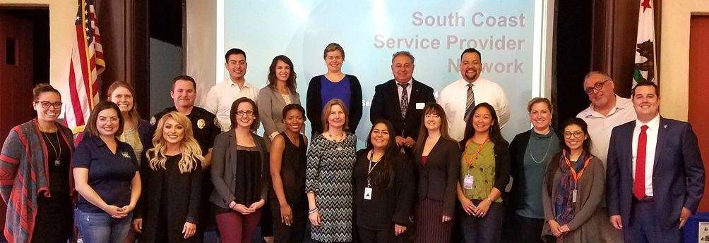 South Coast Service Provider Network March 2017