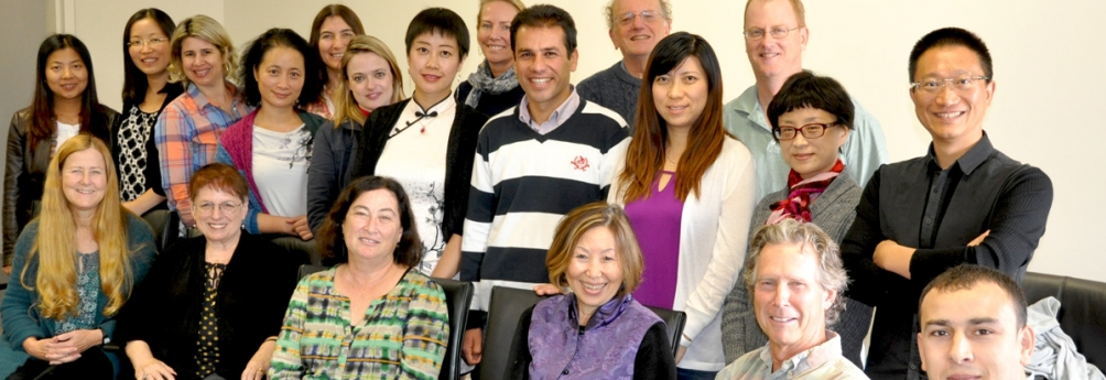 2014-15 visiting scholars and faculty hosts