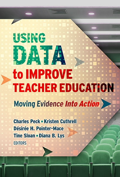 """cover """"Using Data to Improve Teacher Education"""""""