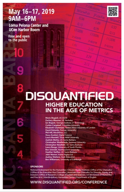 Disquantified Conference