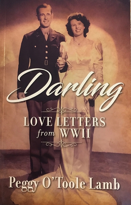 """cover of Peggy O'Toole Lamb's book """"Darling"""""""