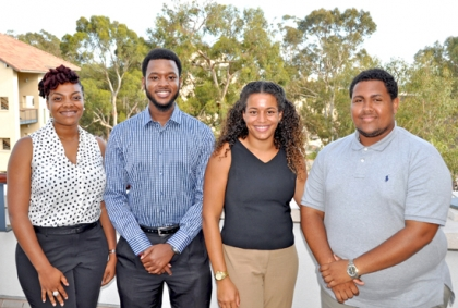 the 2015 FAMU visiting students