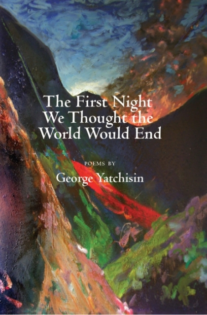 cover of The First Night We Thought the World Would End