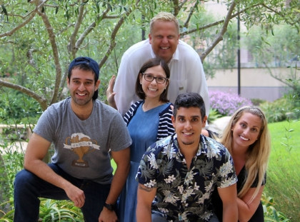 The Graduate Students Association in Education officers 2018-19