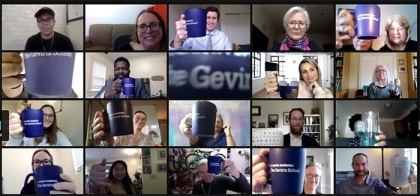 a screencap of a toast with the new GGSE mugs