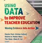 "cover ""Using Data to Improve Teacher Education"""