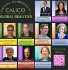 web ad for CALICO conference, featuring Dorothy Chun