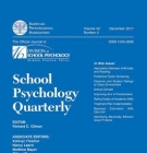 cover School Psychology Quarterly