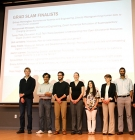 2014 Grad Slam contestants
