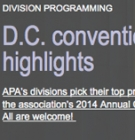 logo from 2014 APA convention