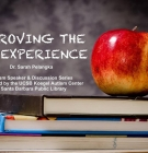 Improving the IEP Experience