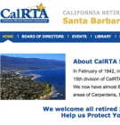 Calfornia Retired Teachers Association Logo