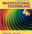 Handbook of Multicultural Counseling cover