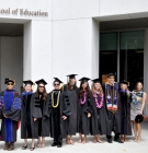 some of the 2015 CCSP graduates and faculty