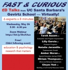 Fast & Curious flyer