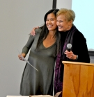 Emily Wu and Ann Lippincott