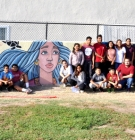 St George Youth Center Mural Event