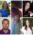 the 2015-16 Graduate Students Association in Education officers