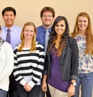 The 2013-14 Hearst and Tuohy Scholars
