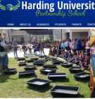 gardening at Harding University Partnership School