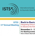International Society for Traumatic Stress Studies conference logo