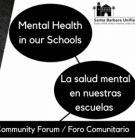 Mental Helath Forum October 29