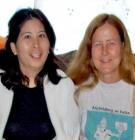 Amy Nawatani and Betsy Brenner