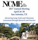NCME 2017 meeting logo