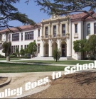 Policy Goes to School logo