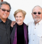 Herb Tuyay, Ann Lippincott, and Ned Emerson