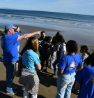 Young Authors at the UCSB REEF in February 2020