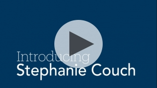 Profiles in Success: Stephanie Couch