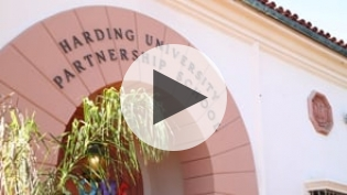 Harding University Partnership School & UC Santa Barbara
