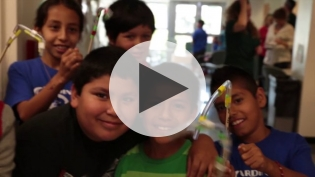 Harding School Comes to UCSB