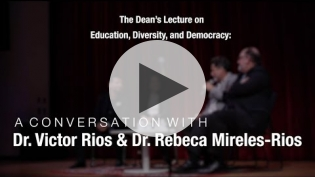 "Discussion ""The Pushouts,"" Dean's Lecture on Education, Diversity & Democracy"