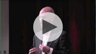 Dr. Jason Raley presents at TEDxUCSB