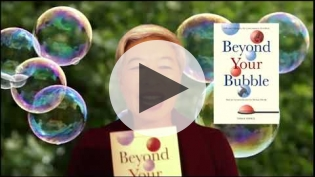 "Tania Israel's ""Beyond Your Bubble"" book release"